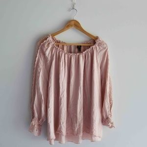 Jessica Simpson Pink Blouse